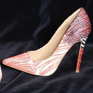 Shoe Republic LA Heels Size 6M